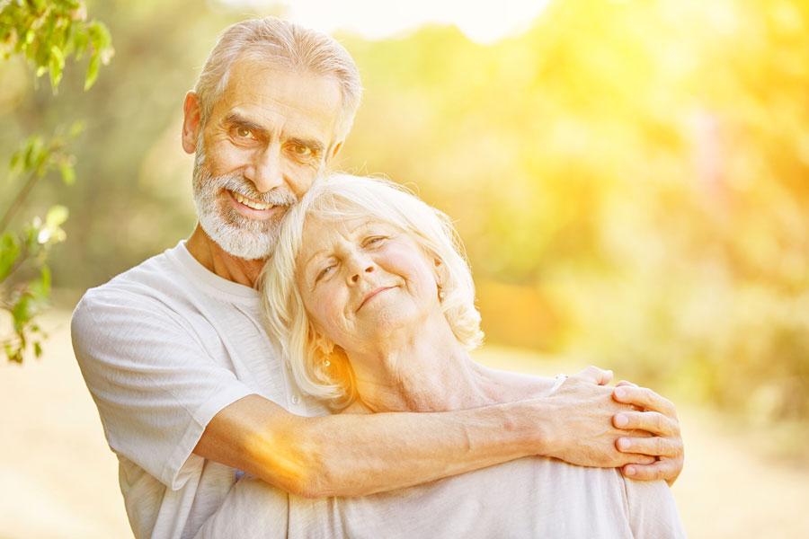Dating-Websites für Rentner